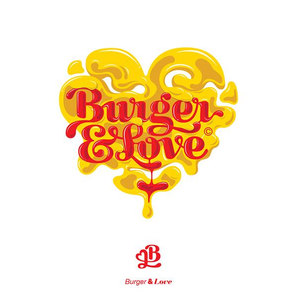 油炸食品汉堡创意包装设计-用视觉引爆你的味觉