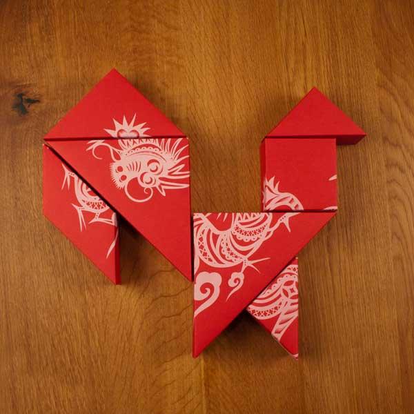 七巧板礼盒创意包装设计-游戏玩家-其他包装设计观闻